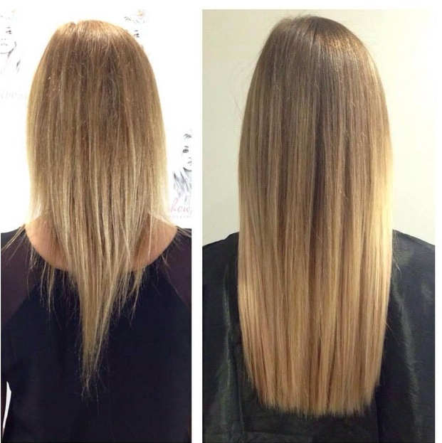 Permanent Hair Extensions Reviews Remy Indian Hair