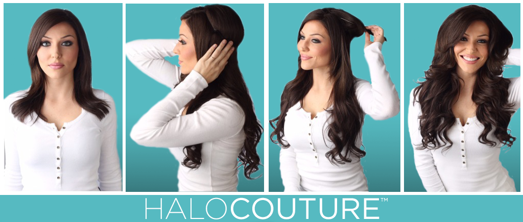 Halo Hair Extensions Dallas TX