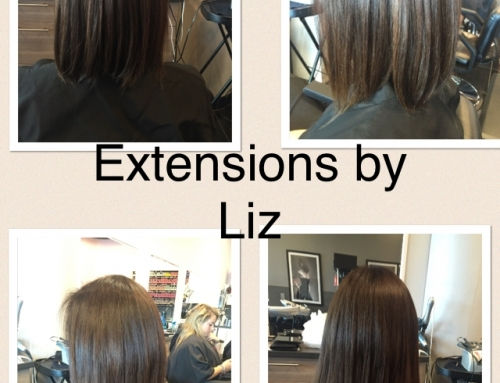 Easilengths tape extensions before after dallas the for 2 blowout salon highland park