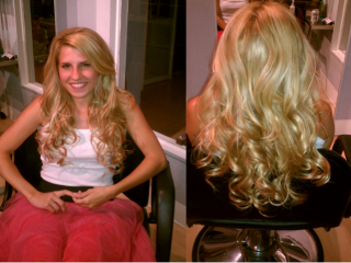 Clip In Hair Extensions For Your Wedding Dallas Bridal