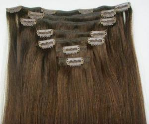 8 Piece Clip in Hair Extension System