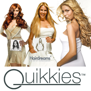 Hairdreams Quikkies Tape Extensions Dallas