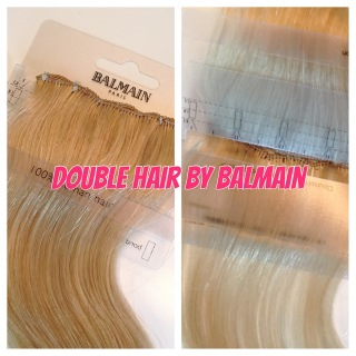 Balmain Double Hair Extensions Dallas Bridal Hair