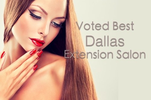 Best Dallas Hair Extension Salon