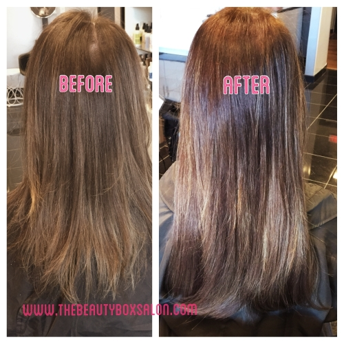 Tape Hair Extensions Before And After Pictures 61