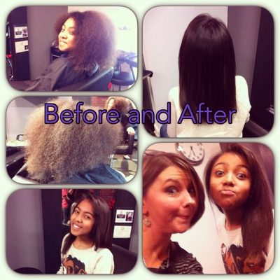 Brazilian Blowout Dallas